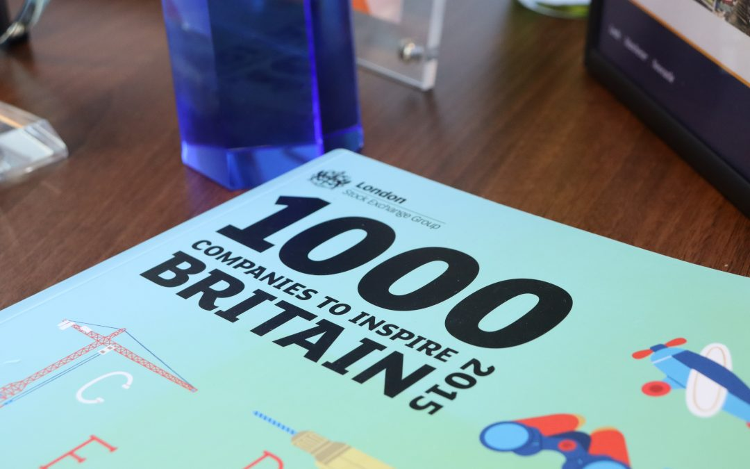 John Good Group identified in London Stock Exchange's '1000 Companies to Inspire Britain'
