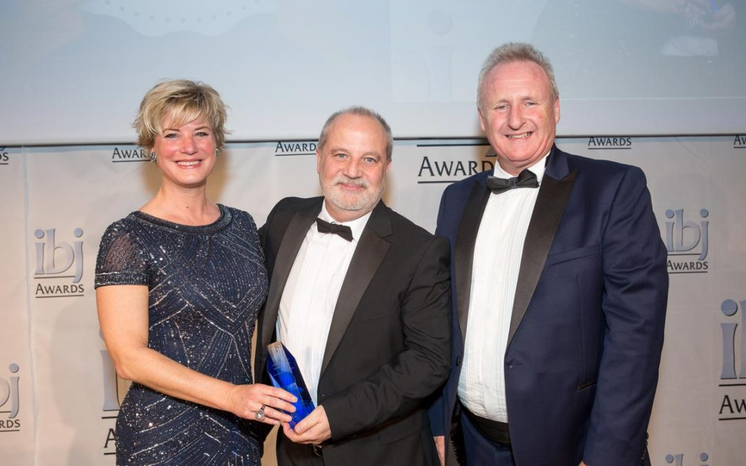Dan Shipping and Chartering win the IBJ Bulk Ships Agent Award