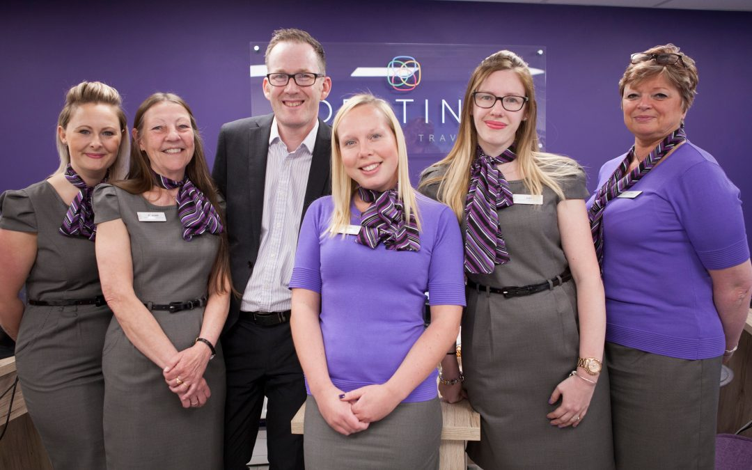 Good Travel's leisure Divison – Mercian Travel rebrands as Destina